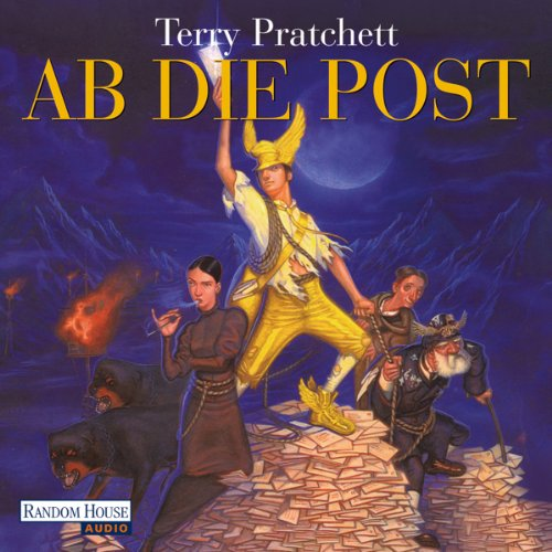 Ab die Post cover art