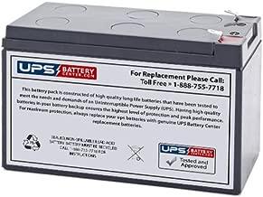 12V 9Ah F2 AGM Battery Replaces CP1290, WKA12-9F2, NPX-35, NPX-L35, NP9-12T, NPW45-12, REW45-12, PC9-12S F2, (12v - 7 ah, 7.0 ah, 7.2 ah, 7.5 ah, 7.6 ah, 8 ah, 8.0 ah, 8.2 ah, 8.5 ah, 9 ah, 9.0 ah)