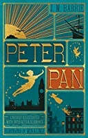 Peter Pan (MinaLima Edition) (lllustrated with Interactive Elements) (Harper Design Classics)