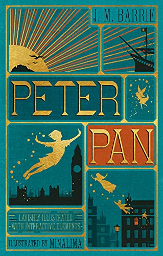 Peter Pan (Inglese): J. M. Barrie