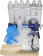 6-10' Epoxy Concrete Crack Repair Kit, Epoxy Basement Crack Repair Kit