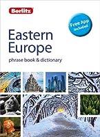 Berlitz Eastern Europe Phrase Book & Dictionary (Berlitz Phrase Book & Dictionary)