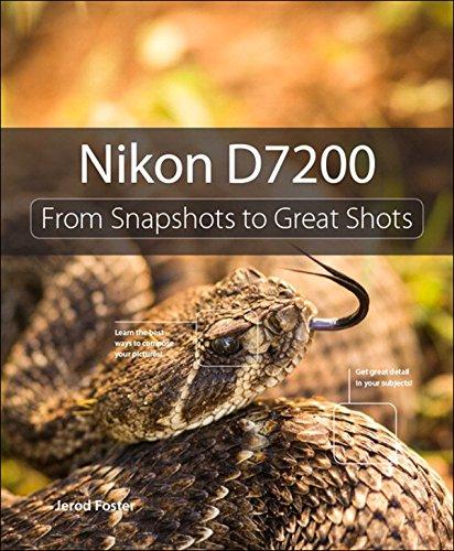 Nikon D7200: From Snapshots to Great Shots (English Edition)