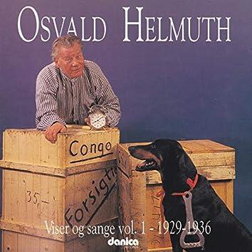 Osvald Helmuth - Viser Og Sange Vol. 1 - 1929-1936