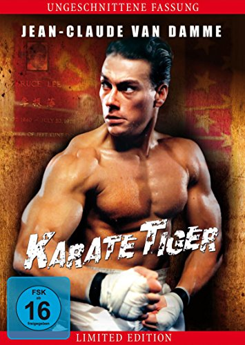 Karate Tiger (Limited Steelbook Edition) [Limited Edition]