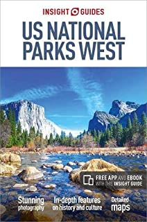 Insight Guides US National Parks West (Travel Guide with Free eBook)
