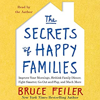 The Secrets of Happy Families audiobook cover art