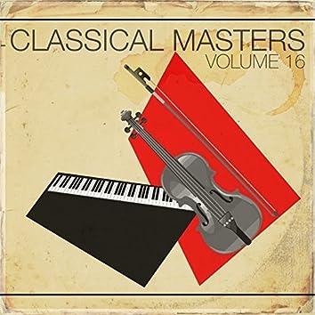 Classical Masters, Vol..16