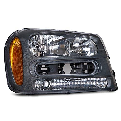 05 trailblazer headlight assembly - 5