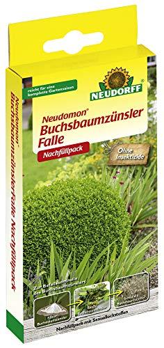 Preisvergleich Produktbild Buchsbaumzünsler Falle Neudomon Nachfüllpack