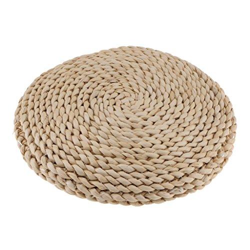 B Blesiya - Cojín para Silla (diámetro de 30 cm)