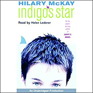 Indigo's Star audiobook cover art