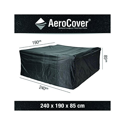 AeroCover zitgroepenhoes 240 x 190 x 85 cm beschermhoes ademend 444341