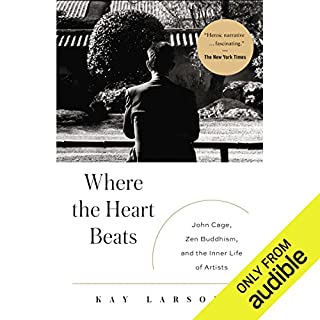 Where the Heart Beats audiobook cover art