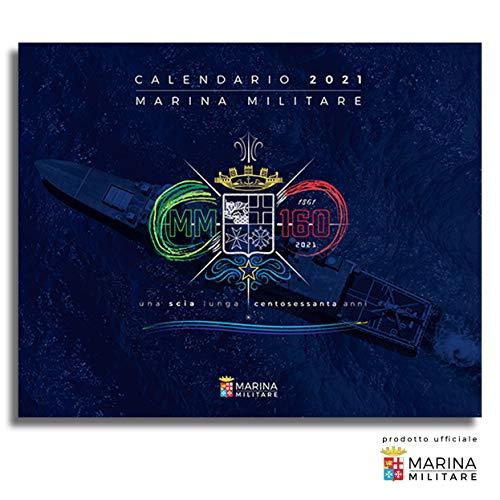Calendario marina militare 2021. Formato parete