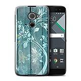 Stuff4® Hülle/Case für BlackBerry DTEK60 / Jade Baum