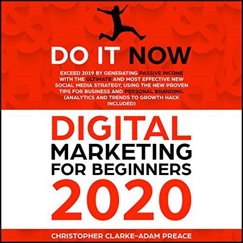 Digital Marketing for Beginners 2020 Titelbild