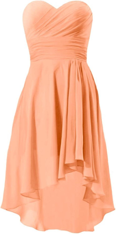 DaisyFormals reg; High Low Dress Holiday Dress w Sweetheart Neckline (BM2433)