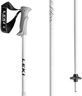 LEKI Women`s Bliss Ski Poles,105, White