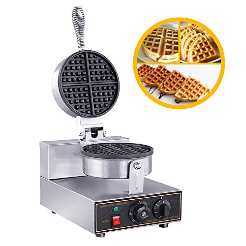 Why Should You Buy ZXMOTO Waffle Maker Machine 110V 1100W Stainless Steel Nonstick Waffle Baker Mach...