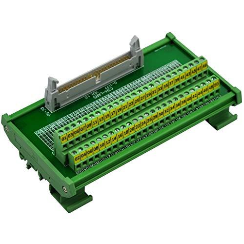 Connettore MASCHIO IDC-34 intestazione breakout board Adattatore