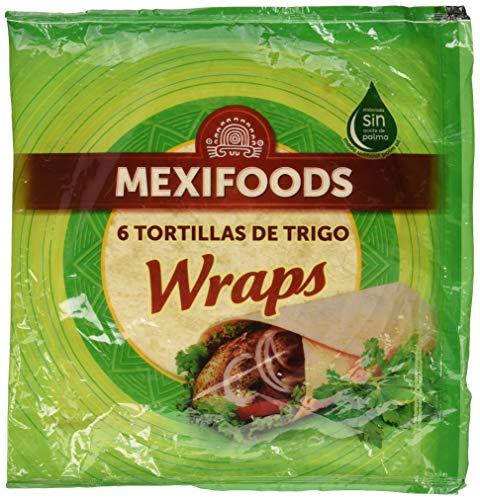 Mexifoods Pane con harina de trigo envasado - 370 gr