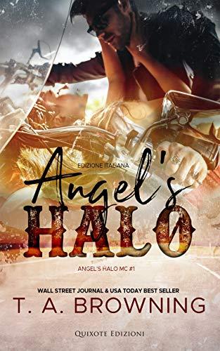 Angel's Halo - Edizione Italiana di [Terri Anne Browning, Giulia Venturi]