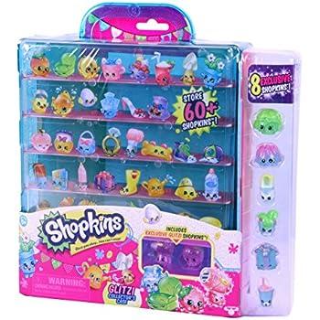 Shopkins Season 4 Glitter Collector Case with | Shopkin.Toys - Image 1
