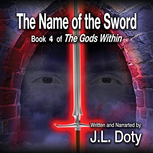 The Name of the Sword audiobook cover art