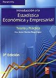 Introducción a la estadística económica empresarial