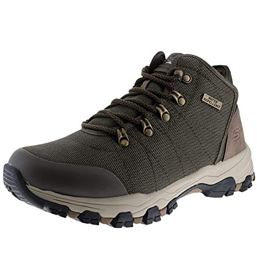 which is the best skechers hiking boots in the world