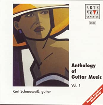 Anthology Of Guitar Music Vol. 1