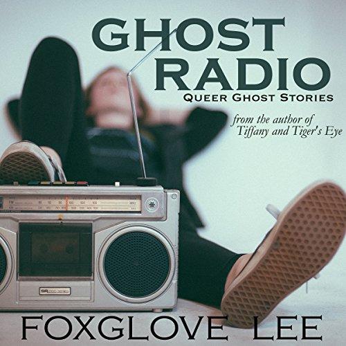 Ghost Radio audiobook cover art