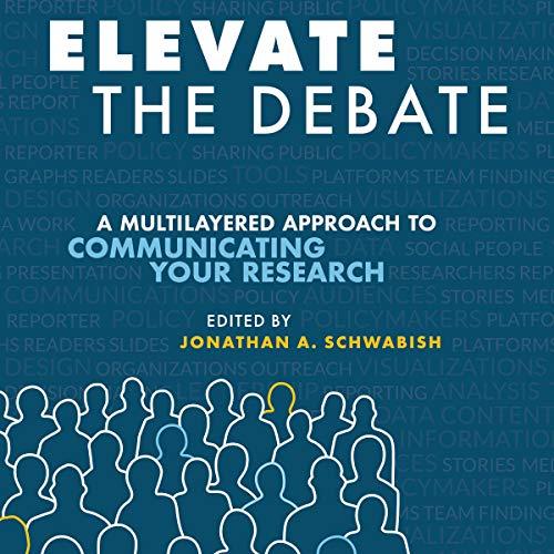 Elevate the Debate cover art