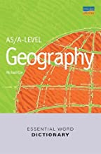AS/A-Level Geography Essential Word Dictionary by Michael Raw (2000-10-01)
