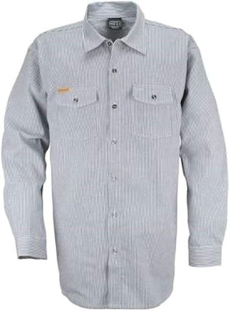 Prisonblues.net Long Sleeve Hickory Shirt