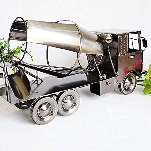 IREANJ Creativa botellero Mezclador de Muebles Ornamento decoración de Hierro Estante del Vino Escultura Titular de la Botella de Vino Titular del Corcho del Vino Contenedores Decoración del Arte del