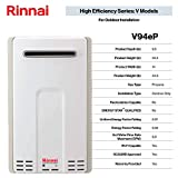 Photo #5: Rinnai V94EP Propane Tankless Hot Water Heater 9.4 GPM
