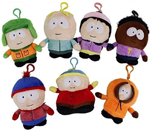 South Park Süße Figuren Anhänger Bagclips oder Schlüsselanhänger Plüsch 13cm (Wendy)