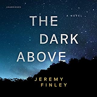 The Dark Above audiobook cover art