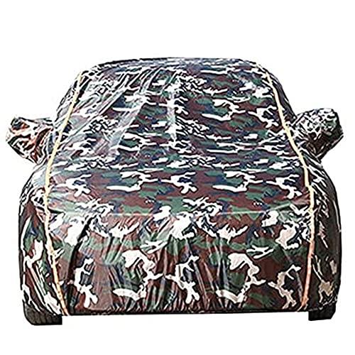 Carpa para automóvil, cubierta para automóvil, lona para protección contra granizo, lona para cubierta para automóvil Compatible con opel adam, opel corsa d, opel insignia, opel vivaro, (Color:C,S