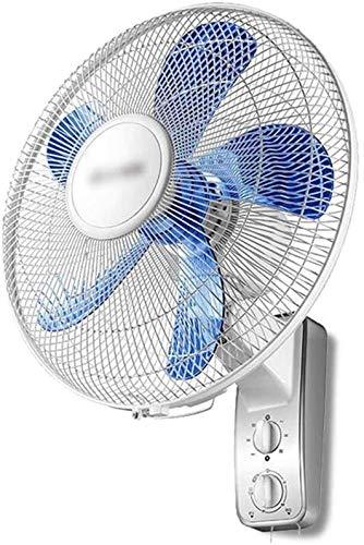 Suge Lüfter Pinnwand Fan, 3 Speed 90 ° Oszillierende Lüfter mit und Timer for Innenministerium-Geschäfts-Weiß
