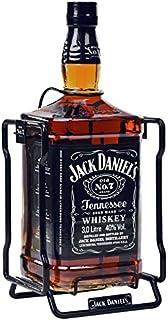 """Jack Daniel""""S 3 Liter Bottle with Metal Swing"""