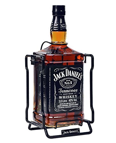 Jack Daniel'S 3 Liter Bottle with Metal Swing