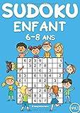 Sudoku Enfant 6-8 ans: 200 Sudokus pour enfants de 6 à 8 ans - avec solutions
