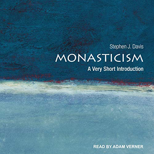 Monasticism audiobook cover art