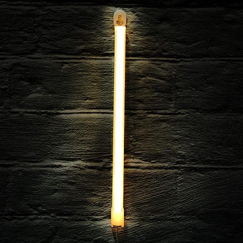 Letrero de Neón LED de Techo Luz LED de Neón de Símbolo Alfanumérico de Encender con Interruptor de Control Remoto Inalámbrico para Decoración Navidad Fiesta Casa Bar (Letro I)