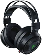 Razer Nari Wireless: THX Spatial Audio - Cooling Gel-Infused Cushions - 2.4GHz Wireless Audio - Gaming Headset Works for P...