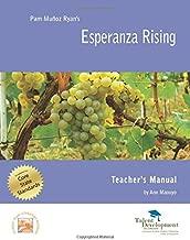 Esperanza Rising Teacher's Manual Revised Edition