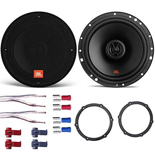 JBL Lautsprecher Stage2 624 240W 165mm 2 Wege Koax passend für Toyota ProAce ab 2016 Türen vorne